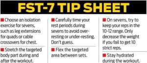 FST-7 Tip Sheet